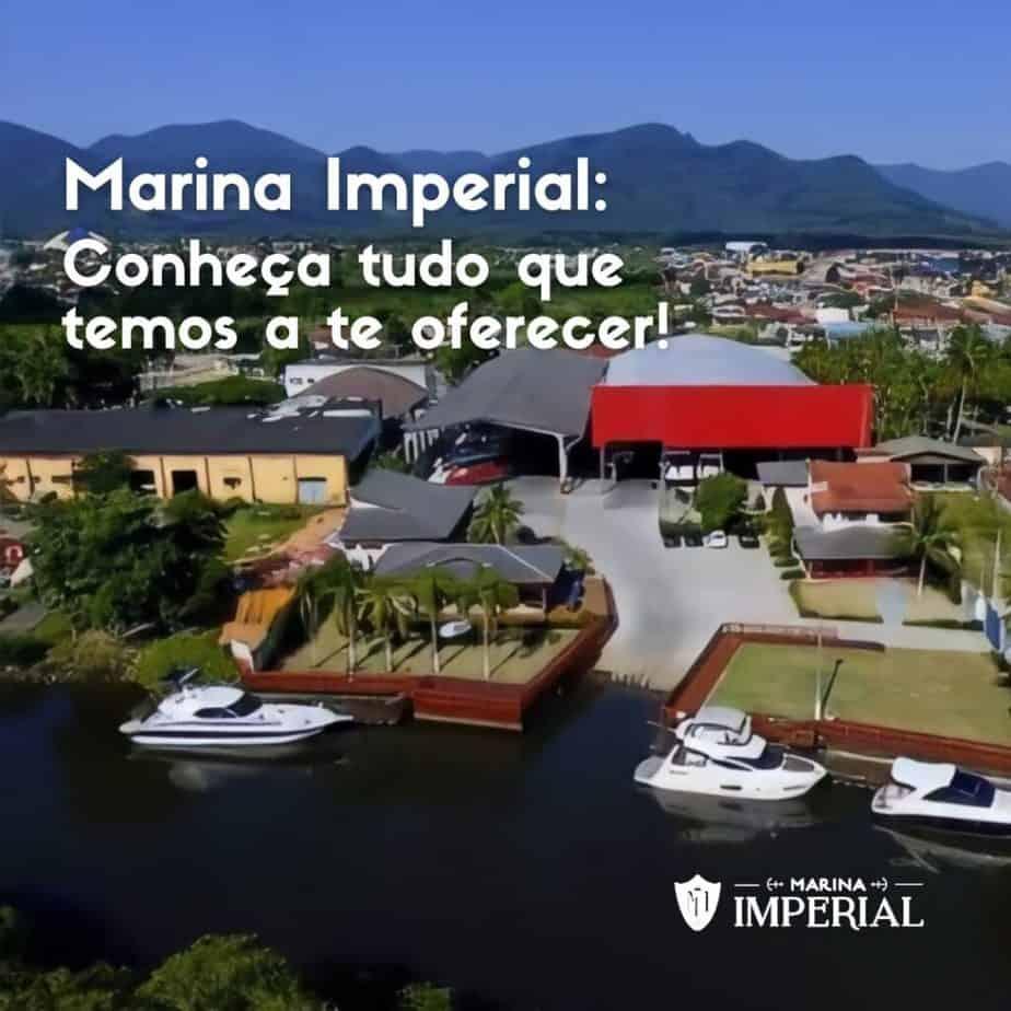 Marina Imperial Caraguatatuba