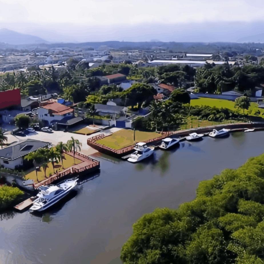 Como funciona uma Marina? Marina Imperial