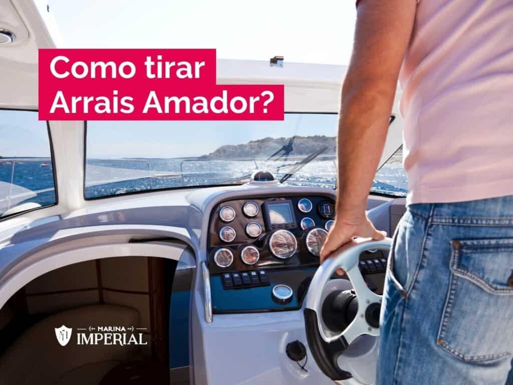 Como tirar Arrais Amador?