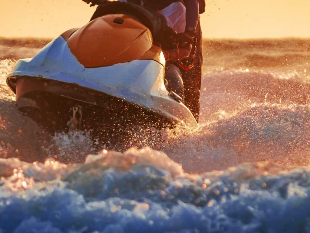 dicas para aumentar a durabilidade do jet ski
